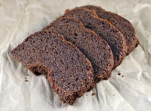 Black Bread Recipe  Black Bread Recipe — Dishmaps