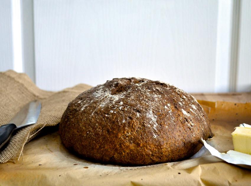 Black Bread Recipe  Black Bread Recipe