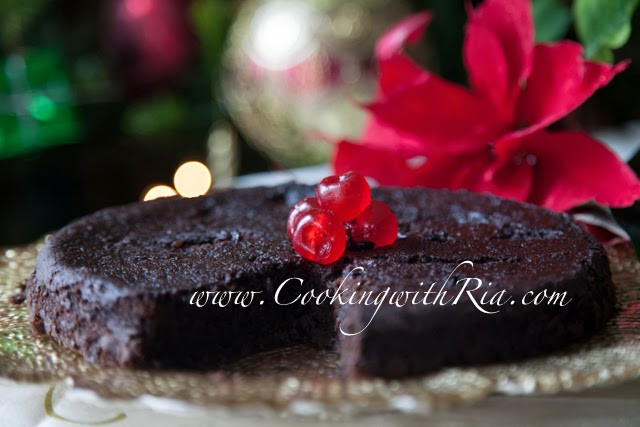 Black Cake Recipe  Trinidad Black Cake Caribbean Rum Fruit Cake