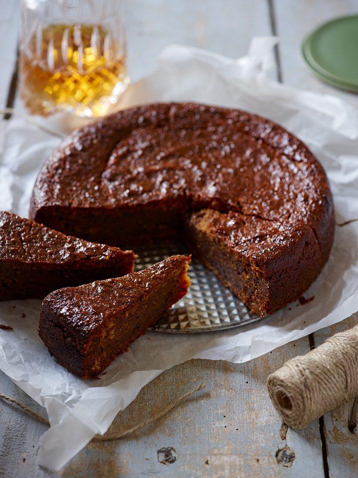 Black Cake Recipe  Caribbean black cake delicious magazine