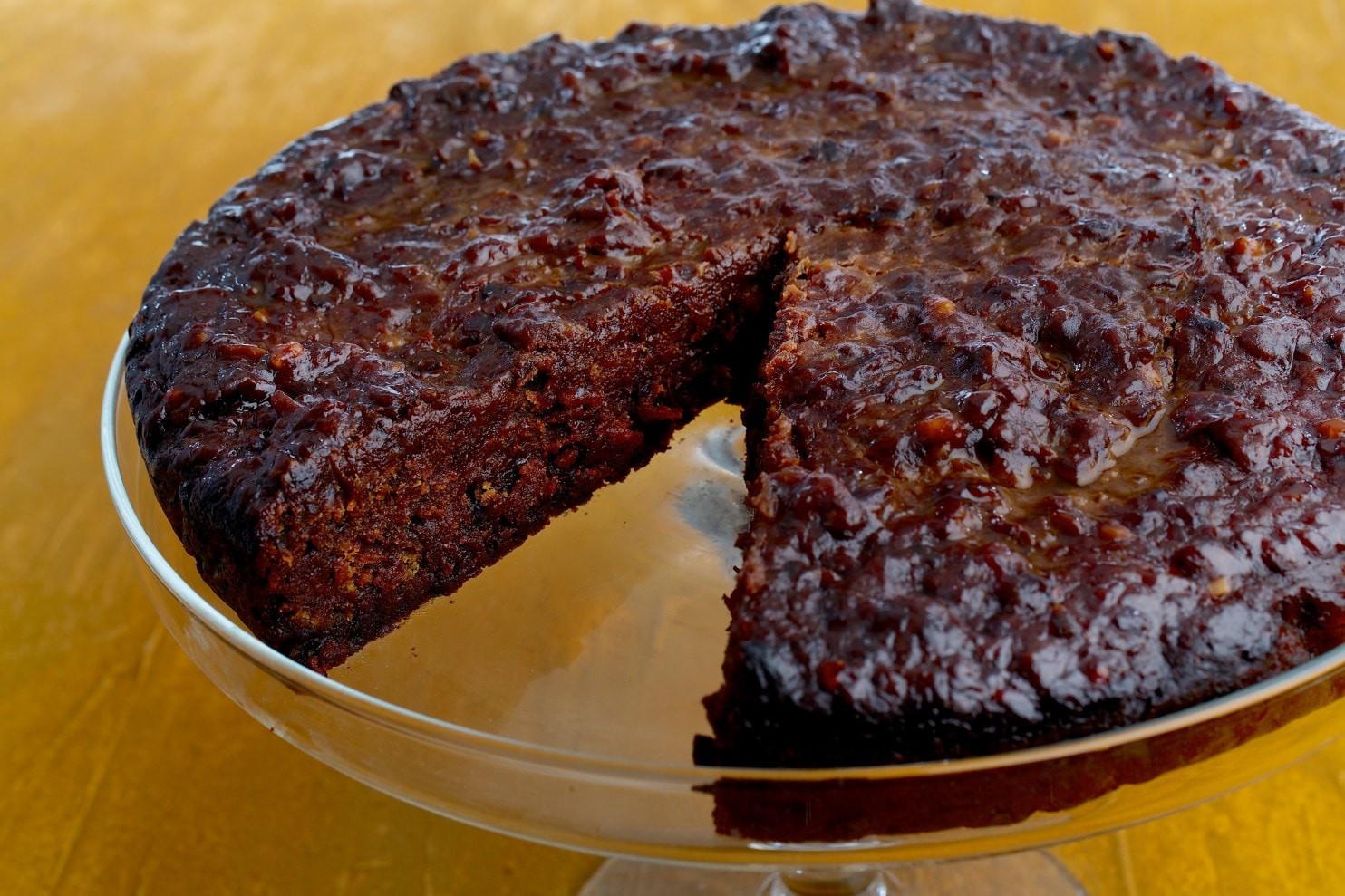 Black Cake Recipe  Trinidad Black Cake The Washington Post