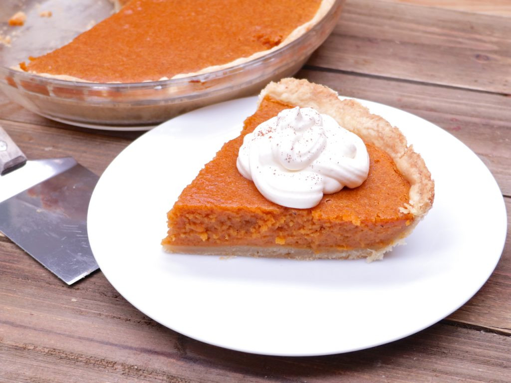 Black Folks Sweet Potato Pie Recipe  Deep South Sweet Potato Pie Recipe