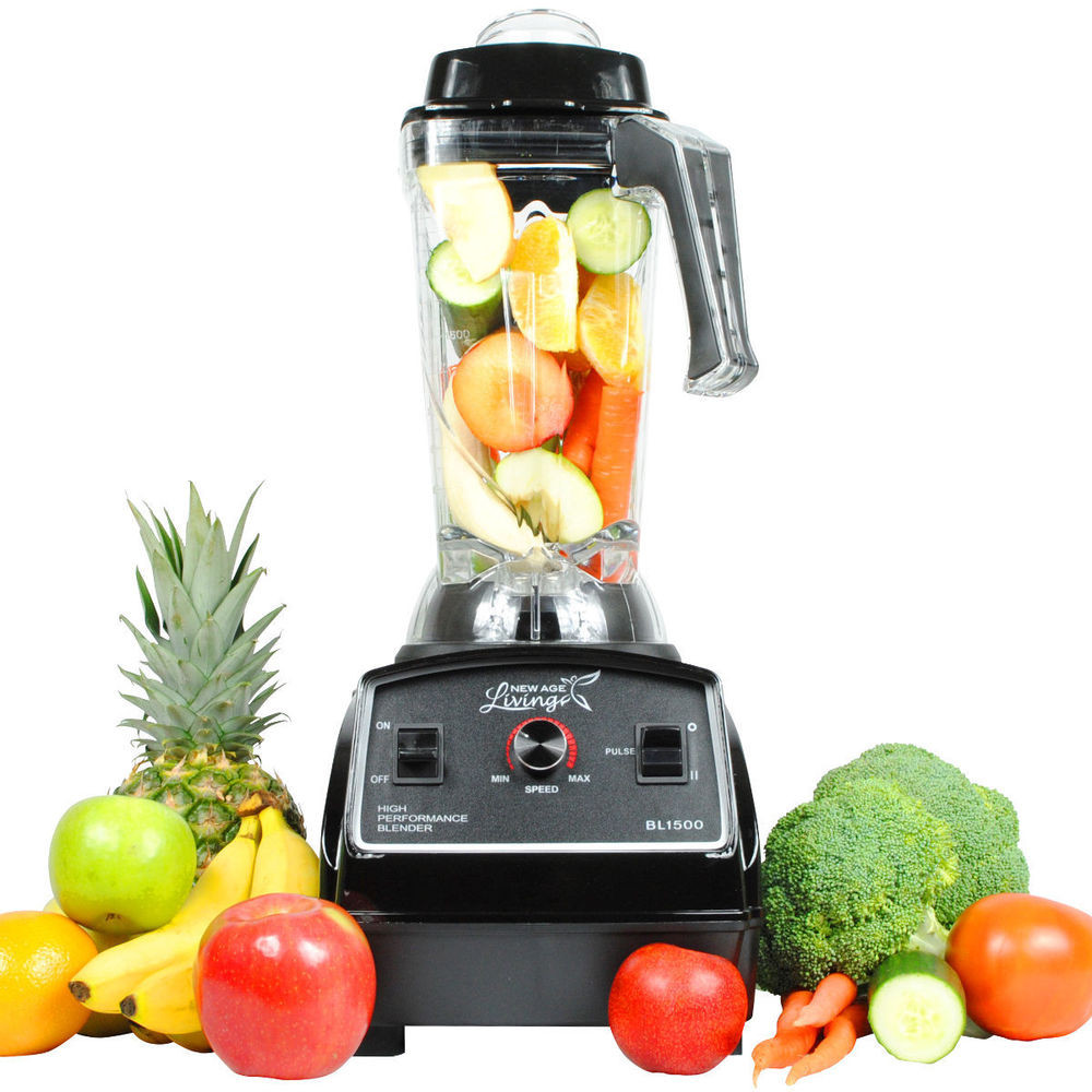 Blender For Smoothies  NEW 3HP HIGH PERFORMANCE PRO MERCIAL FRUIT SMOOTHIE
