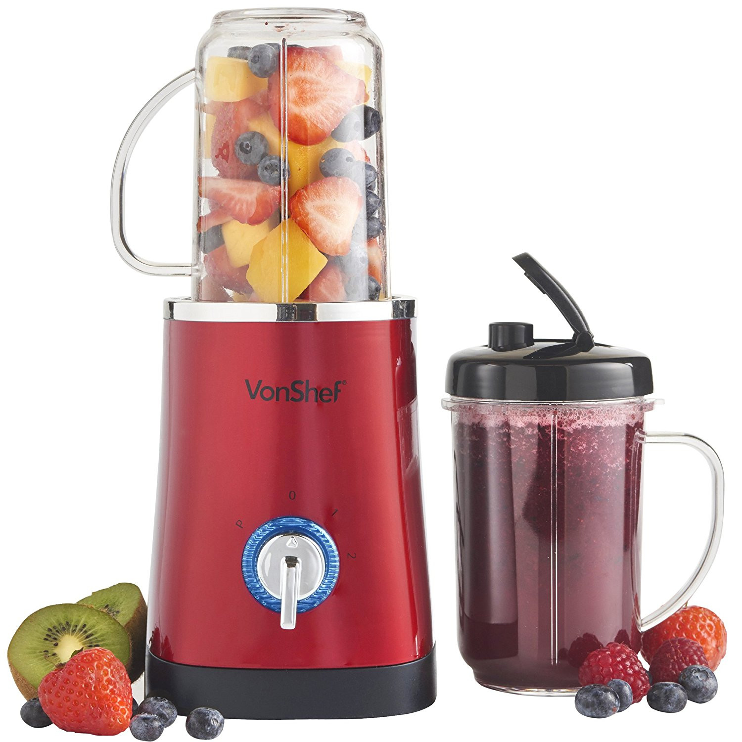 Blender For Smoothies  Vonshef Blender Juicer Grinder & Smoothie Maker for 220