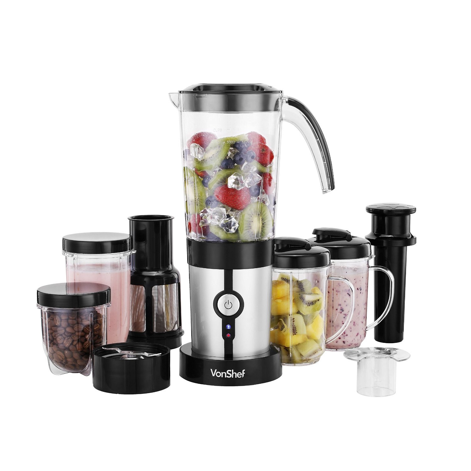 Blender For Smoothies  15 Best Smoothie Makers & Blenders for Delicious Smoothies