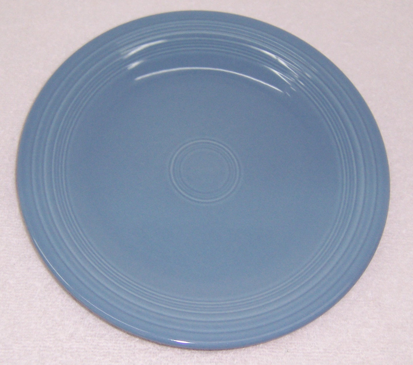 Blue Dinner Plates  Triple A Resale Fiesta Periwinkle Blue Dinner Plate