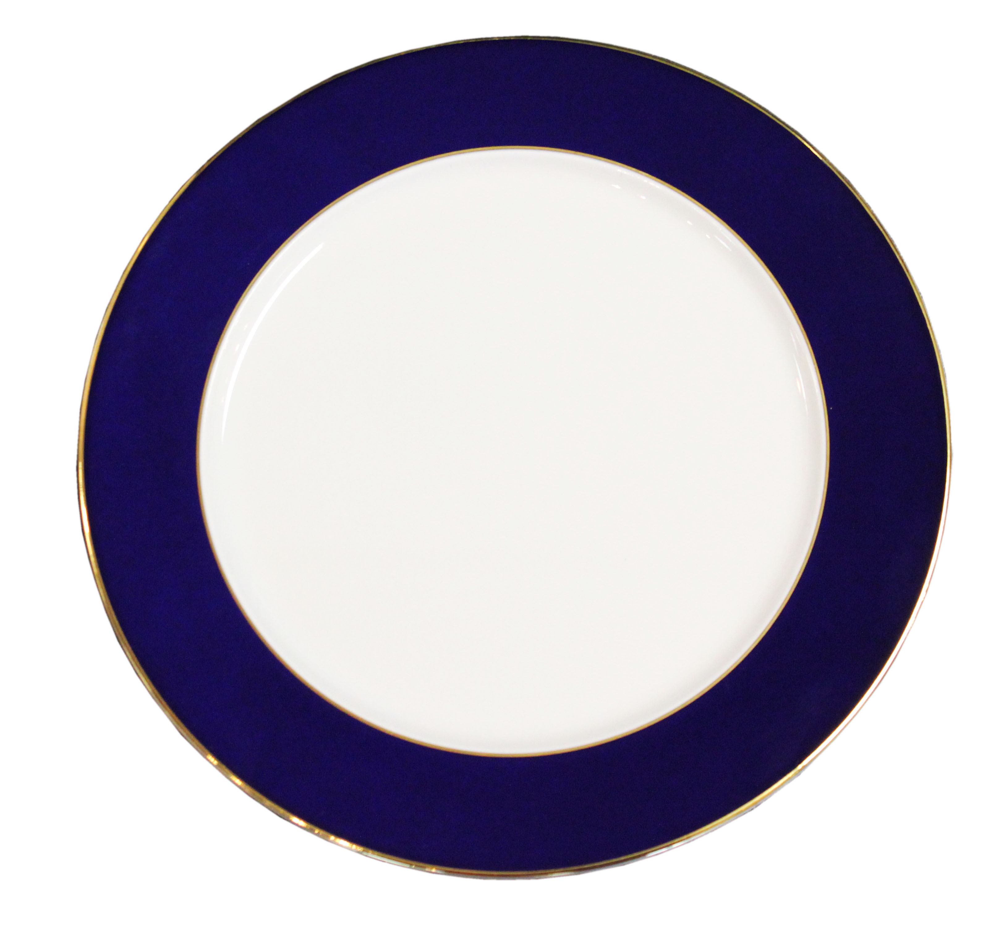 Blue Dinner Plates  57 Cobalt Blue Dinner Plates Mosser Glass Cobalt Blue