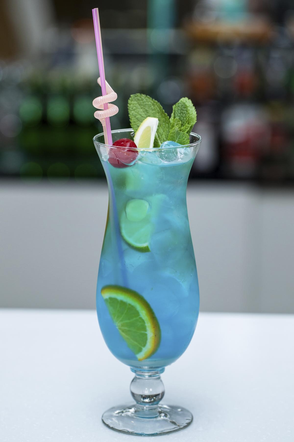 Blue Vodka Drinks  9 Best Mouth watering Mixed Drinks With Blue Curacao and Vodka