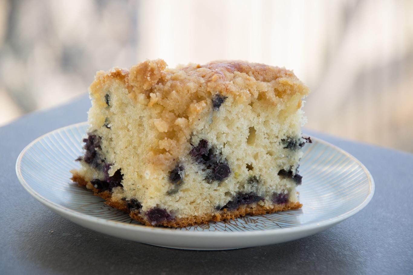 Blueberry Coffee Cake  Blueberry Coffee Cake Chateau Elma