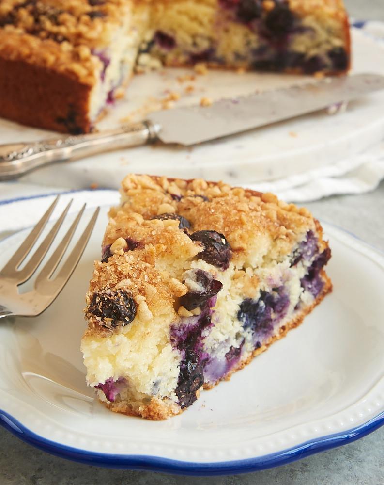 Blueberry Coffee Cake  Blueberry Coffee Cake Bake or Break