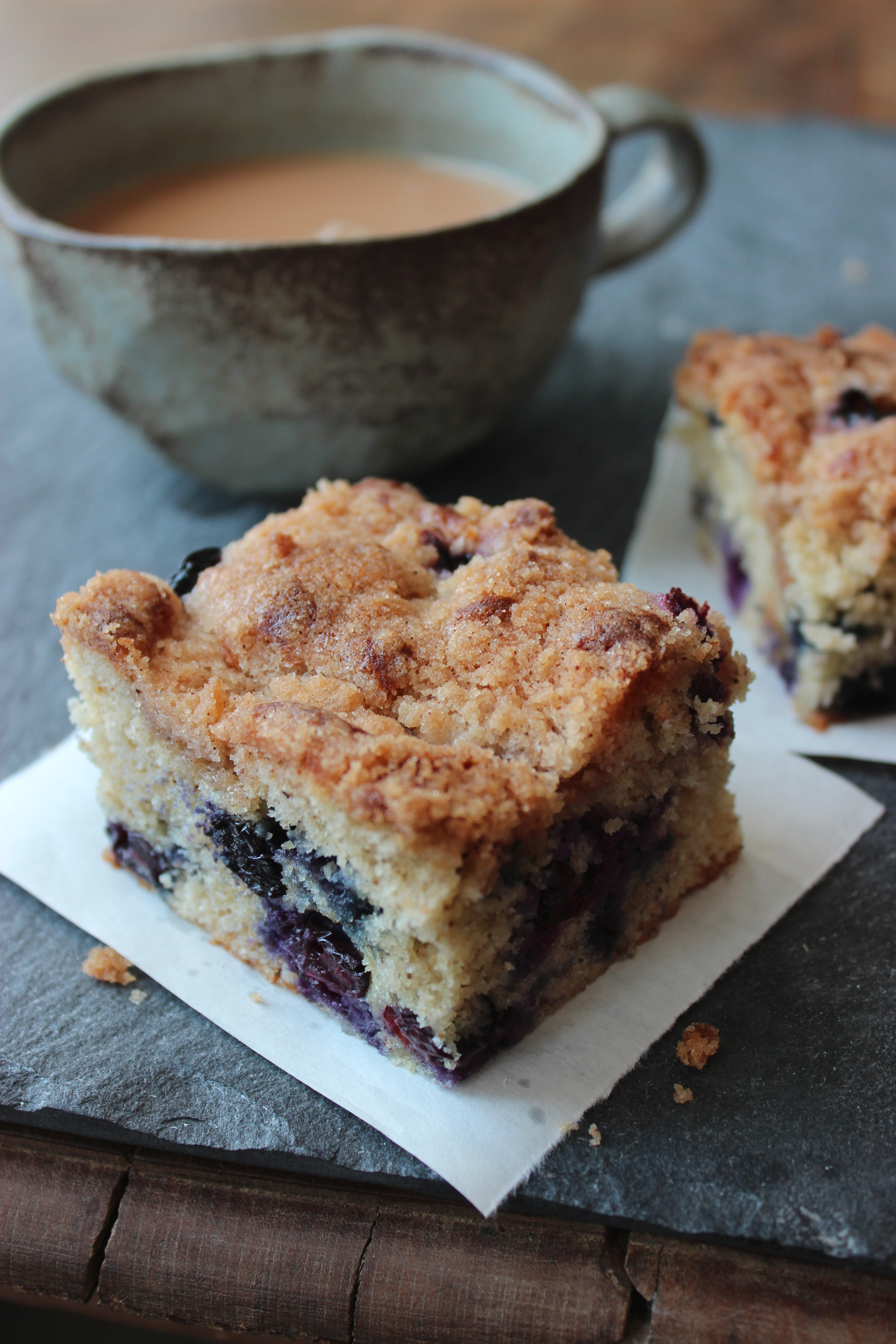Blueberry Coffee Cake  Blueberry Coffee Cake U S Highbush Blueberry Council