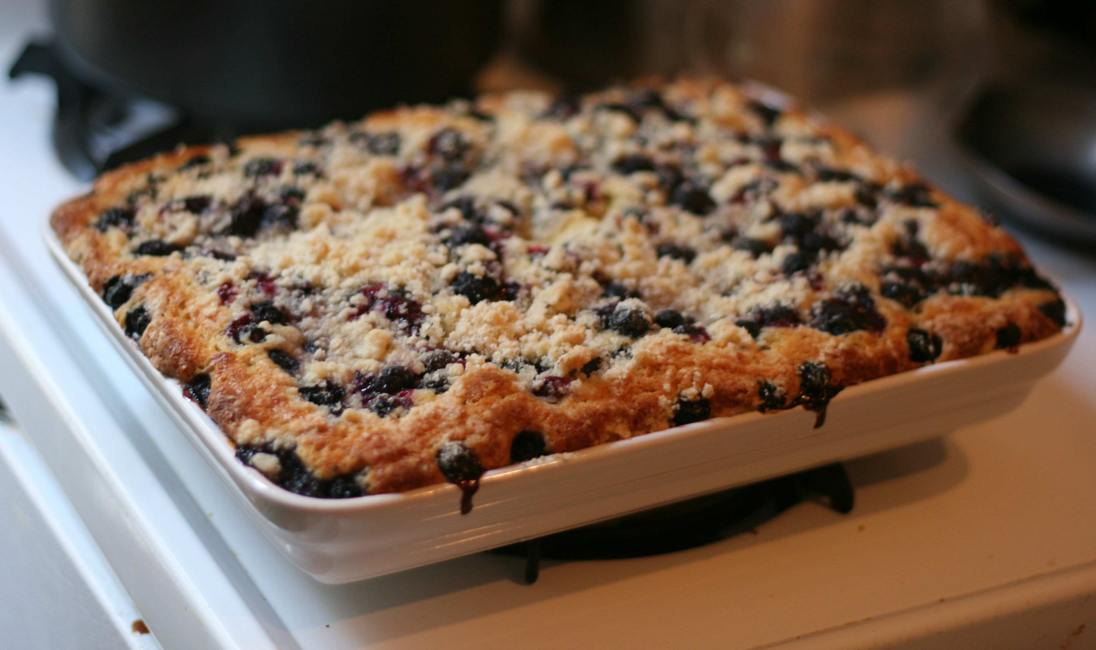 Blueberry Coffee Cake  Blueberry Coffee Cake – Suz Daily