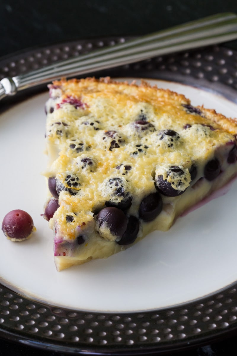 Blueberry Desserts Easy  Blueberry Clafoutis Made Easy • Recipe for Perfection