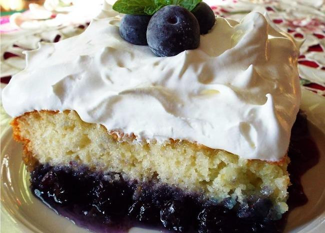Blueberry Desserts Easy  9 Easy Desserts to Make With Fresh Blueberries