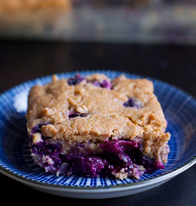 Blueberry Sour Cream Coffee Cake  Blueberry Sour Cream Coffee Cake – Chocolate Covered Katie