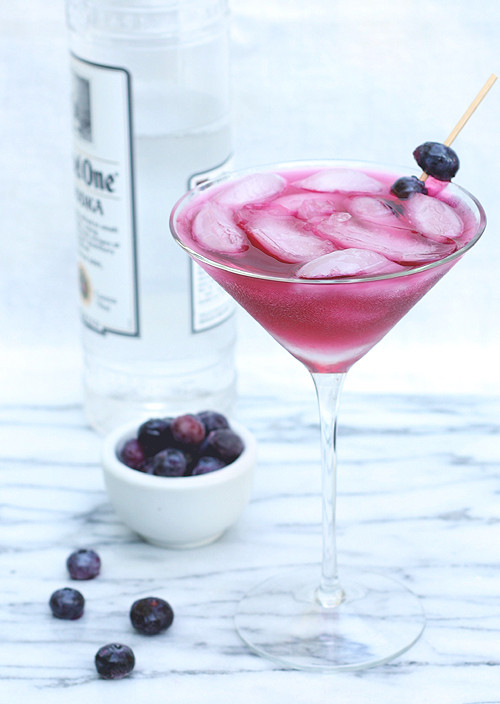 Blueberry Vodka Drinks  Blueberry Vodka