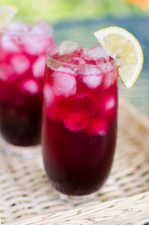 Blueberry Vodka Drinks  Blueberry Vodka Lemonade — Living Lou