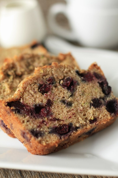 Blueberry Zucchini Bread  Homemade Blueberry Zucchini Bread A Southern Fairytale