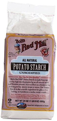 Bob'S Red Mill Potato Starch  e 24 oz 1 lb 8 oz 680 g Bob s Red Mill Potato Starch