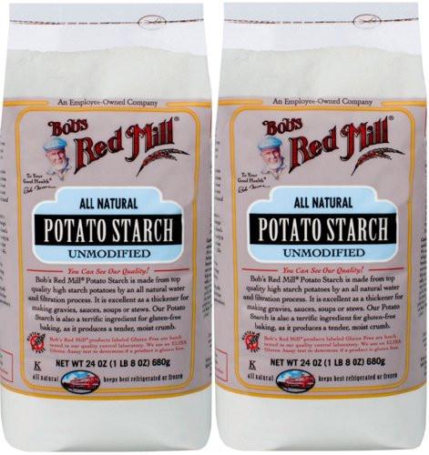 Bob'S Red Mill Potato Starch  Potato Starch Gluten Free 2 24oz Bob s Red Mill Buy