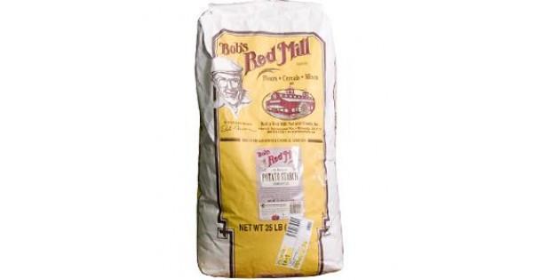 Bob'S Red Mill Potato Starch  Bob s Red Mill Potato Starch 1x25 lb