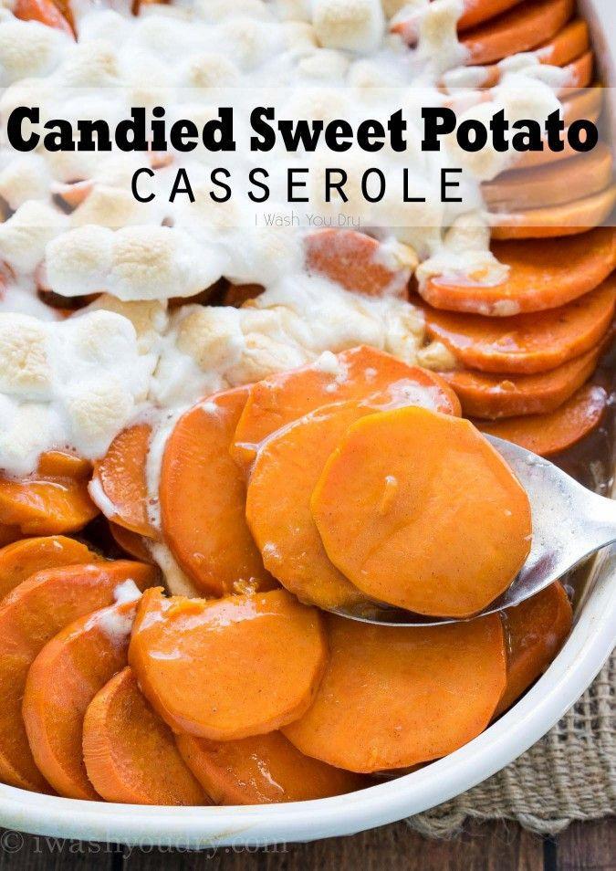 Boil Sweet Potato Recipes  No Boil Can d Sweet Potato Casserole Recipe