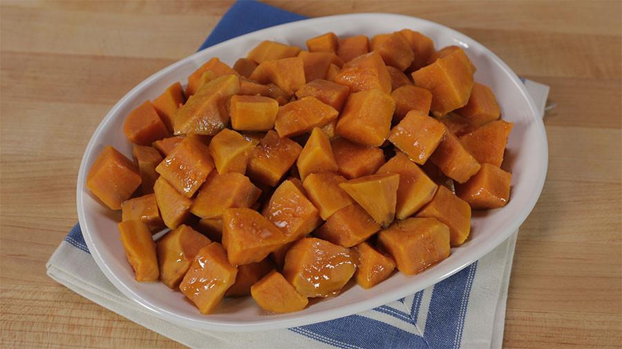 Boil Sweet Potato Recipes  Sweet Potato Salad