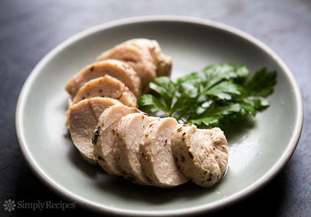 Boiled Chicken Breasts Recipe  Boiled Chicken Recipe — Dishmaps