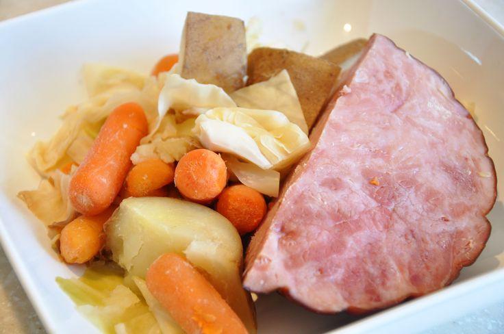 Boiled Dinner With Ham  Best 25 Boiled dinner ideas on Pinterest