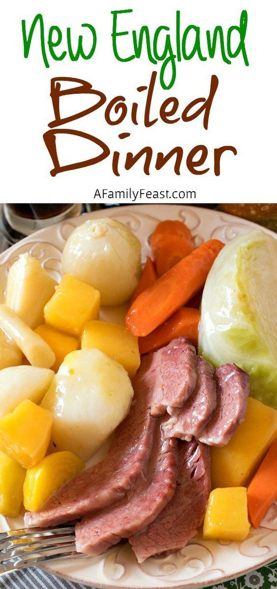 Boiled Dinner With Ham  boiled dinner recipe ham