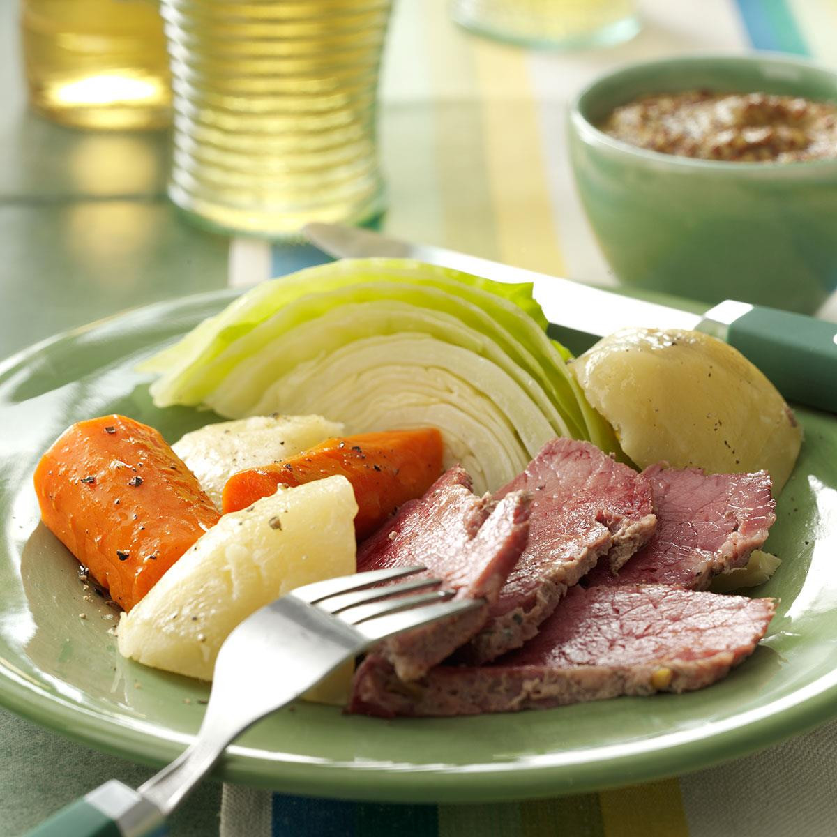 Boiled Dinner With Ham  how do you make boiled dinner with ham