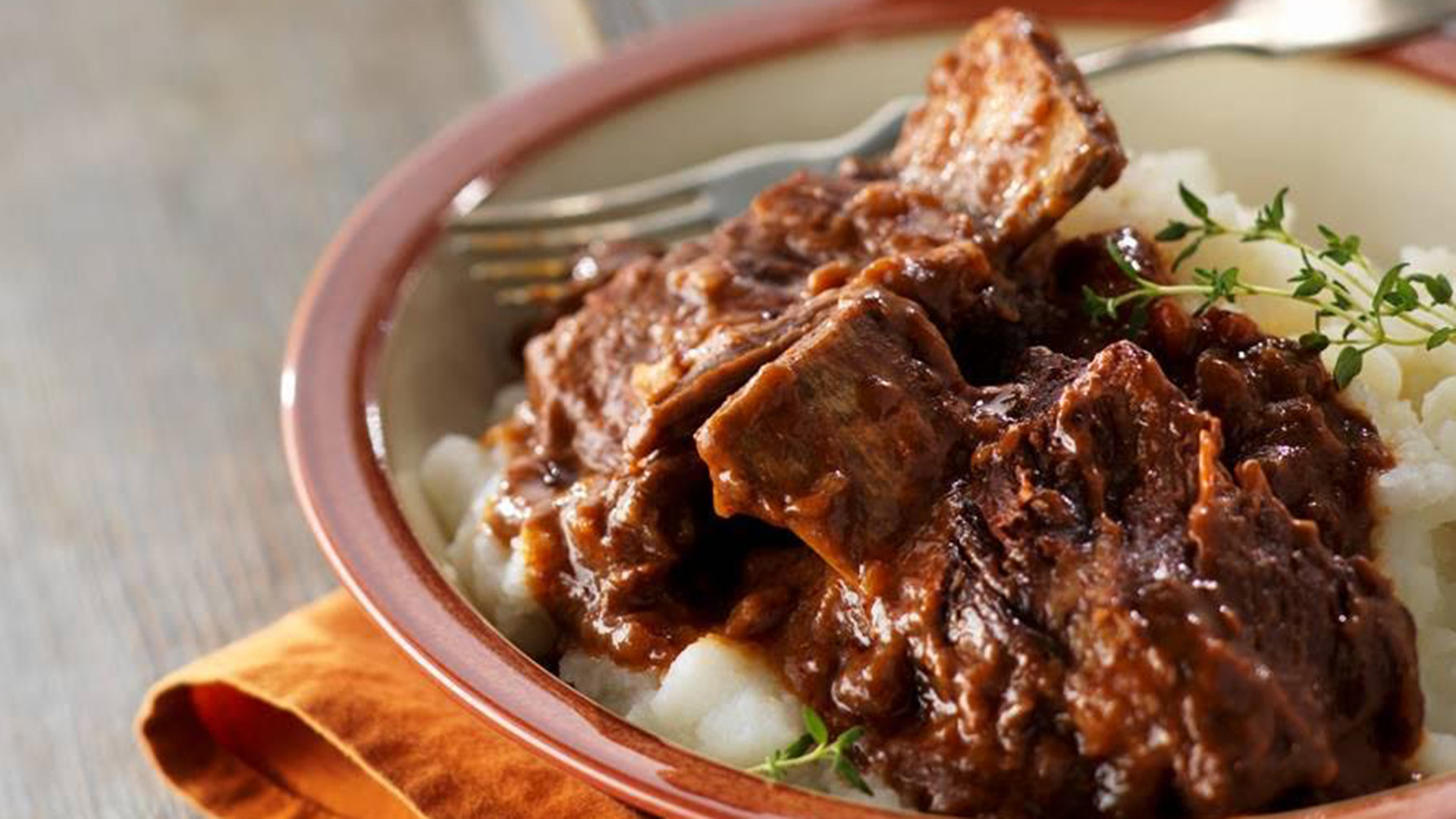 Bone In Beef Short Ribs Slow Cooker  Slow Cooker Falling f the Bone Short Ribs TODAY