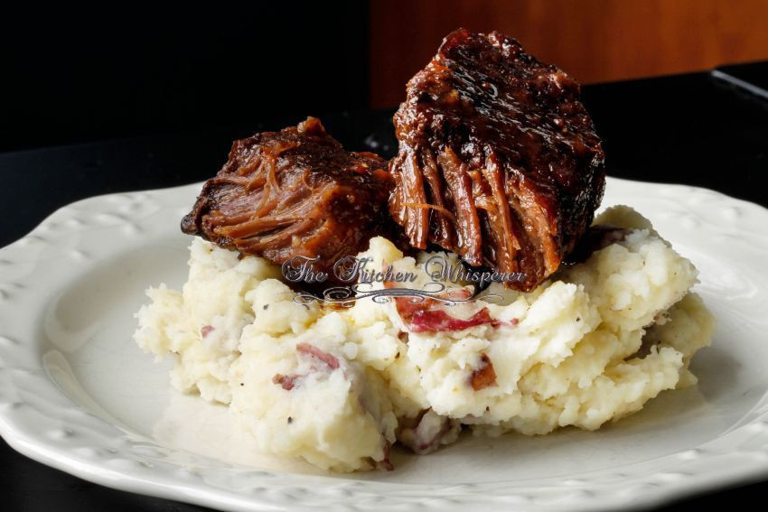 Boneless Beef Ribs In Oven  Slow Baked Boneless Beef Short Ribs
