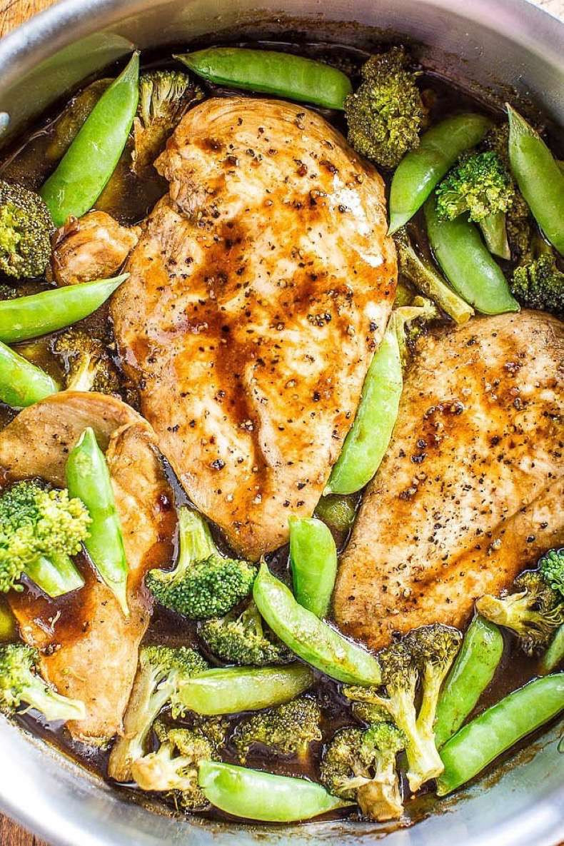 Boneless Chicken Breasts  29 Deliciosas Formas De Preparar Pollo