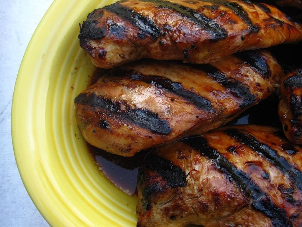 Boneless Chicken Breasts  Grilled Boneless Skinless Chicken Breasts Quick
