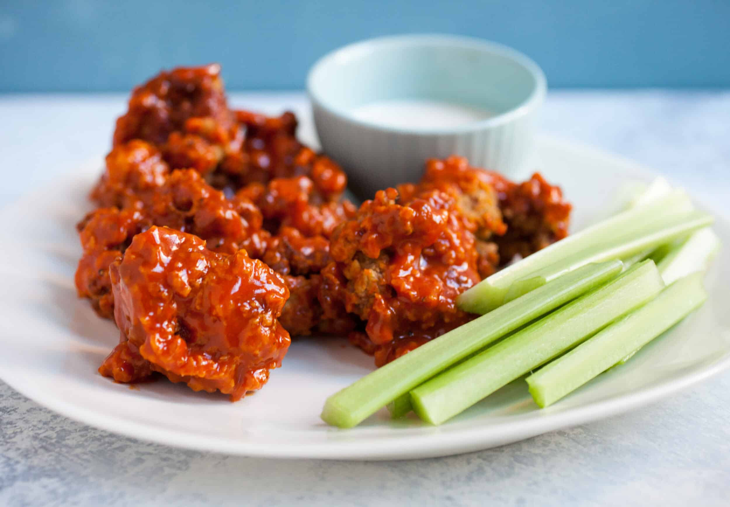 Boneless Chicken Wings Recipe  Real Boneless Chicken Wings Recipe Starting with Actual