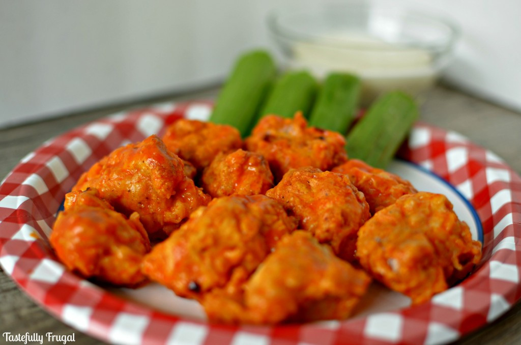 Boneless Chicken Wings Recipe  Copy Cat Chili's Boneless Buffalo Wings and Air Fryer 100