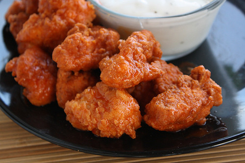 Boneless Chicken Wings Recipe  How to Make Boneless Chicken Wings