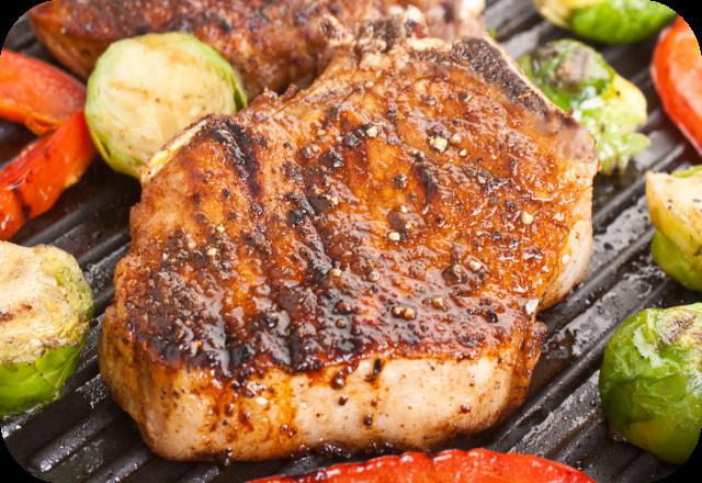 Boneless Pork Chops  boneless pork loin chops baked