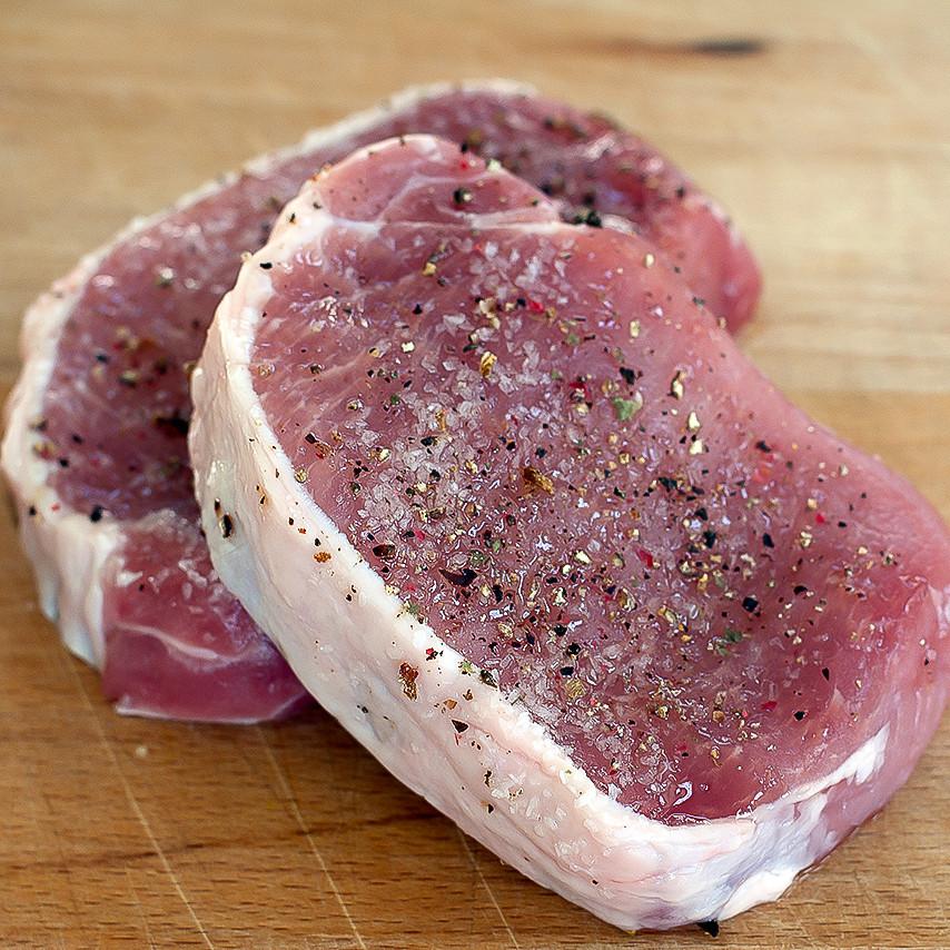 Boneless Pork Loin Chops  Boneless Pork Chops $1 from May 1st to 7th 2017 The