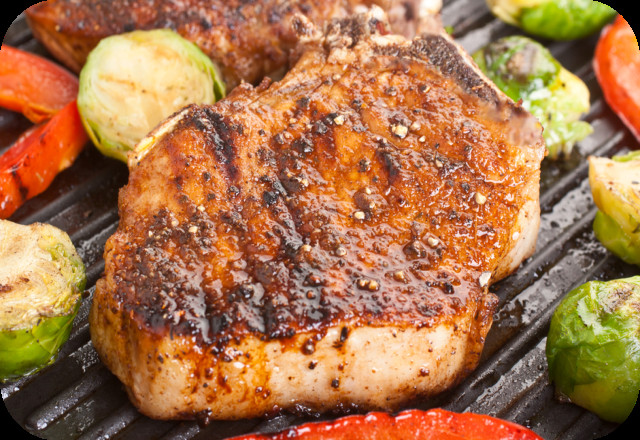 Boneless Pork Loin Chops  boneless pork loin chops baked