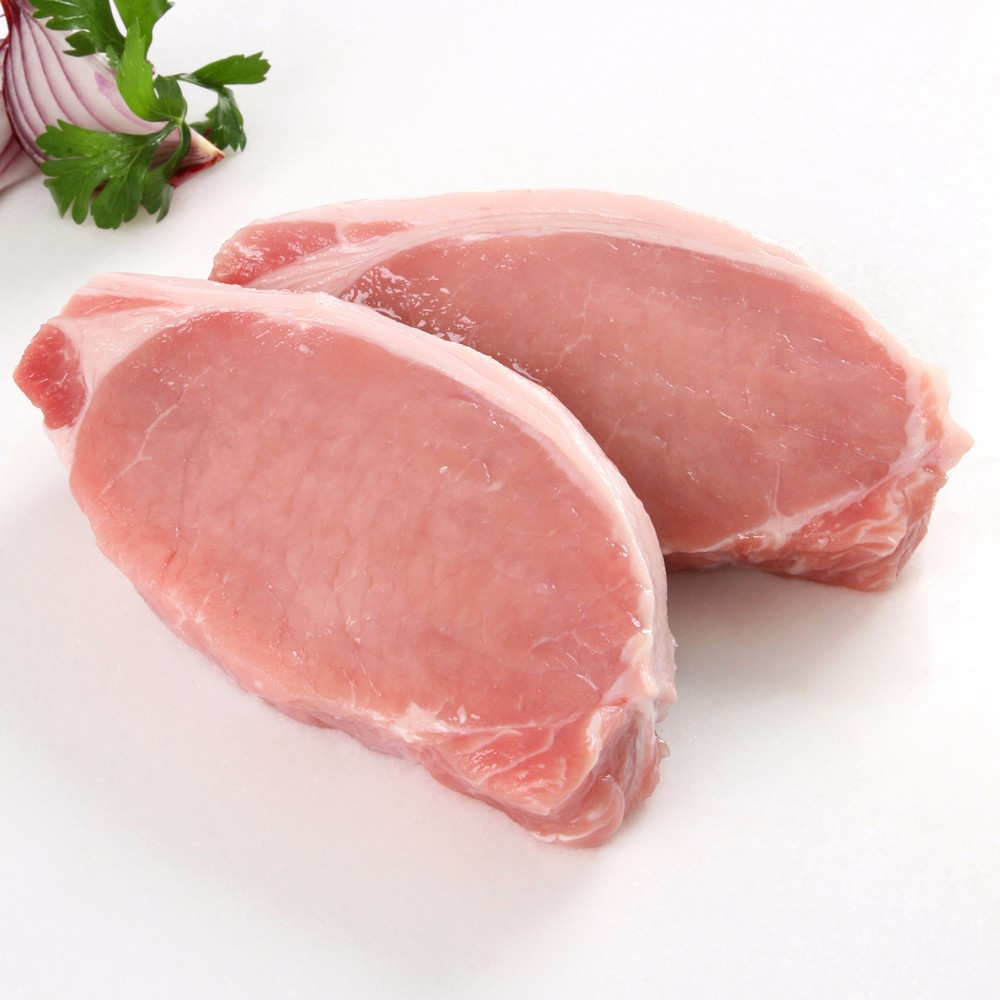 Boneless Pork Loin Chops  Fresh Pork