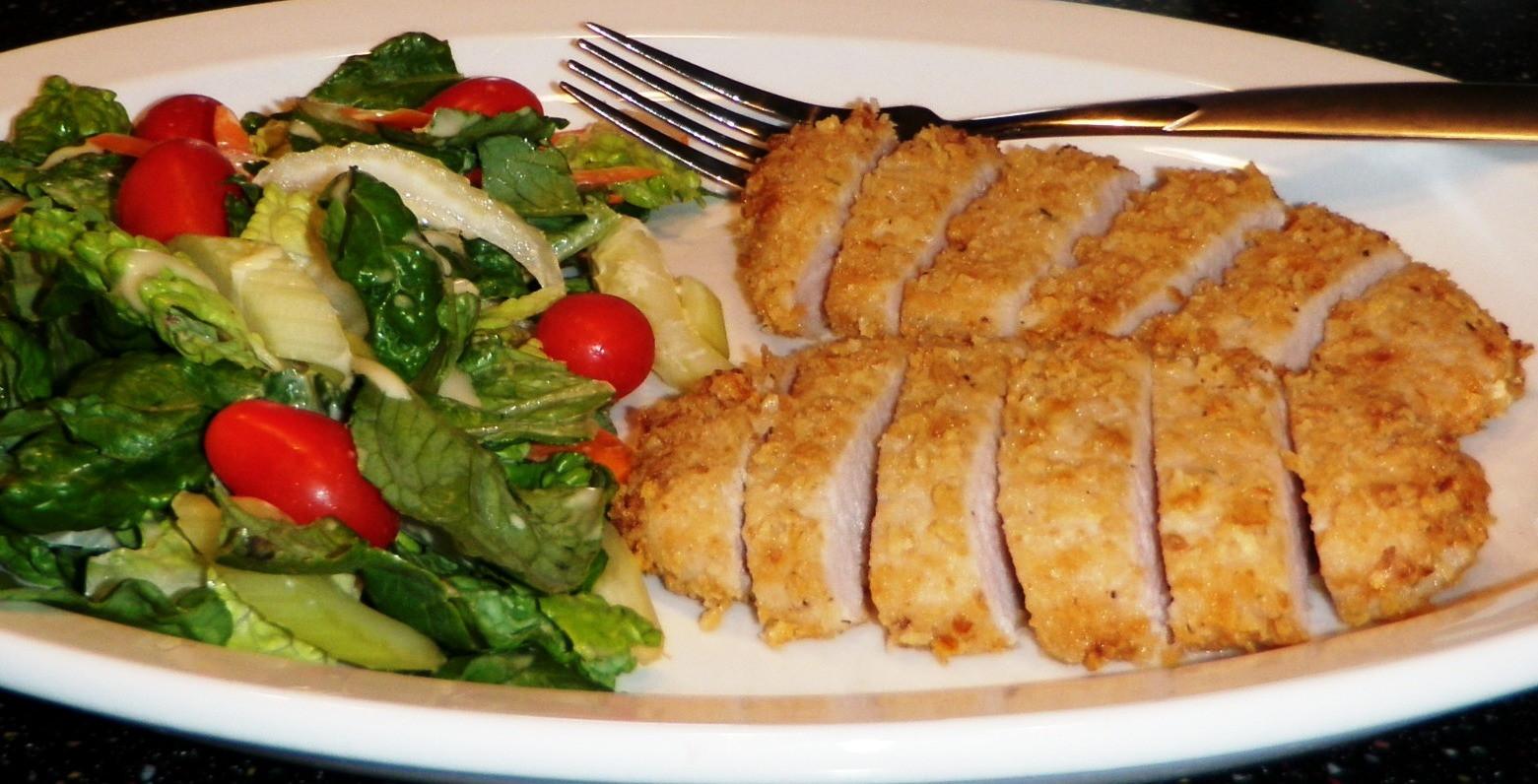 Boneless Pork Loin Chops  Sandra s Alaska Recipes August 2010