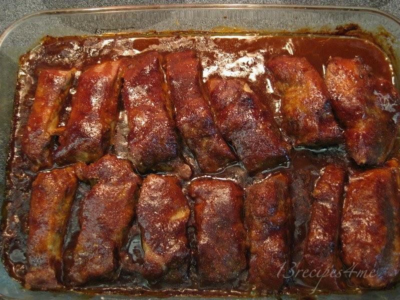Boneless Pork Ribs  Recipes4Me Boneless Pork Ribs