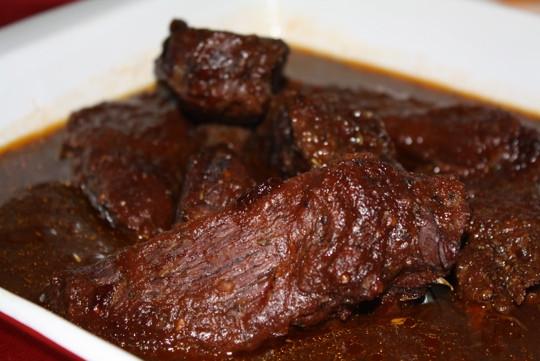 Boneless Pork Ribs Recipe  baked boneless beef ribs