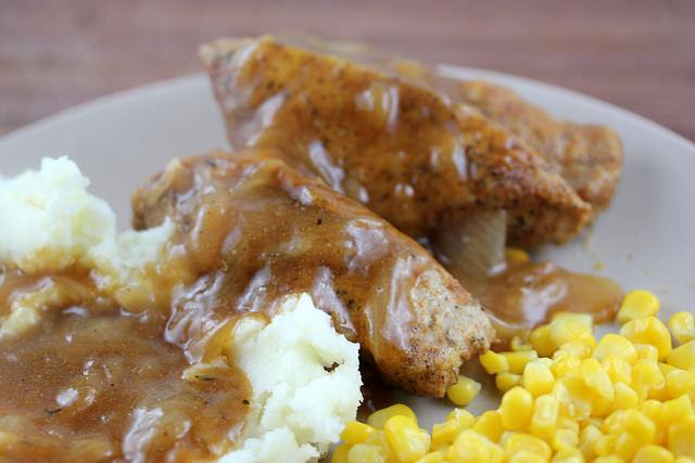 Boneless Pork Ribs Recipe  Smothered Boneless Pork Ribs Recipe