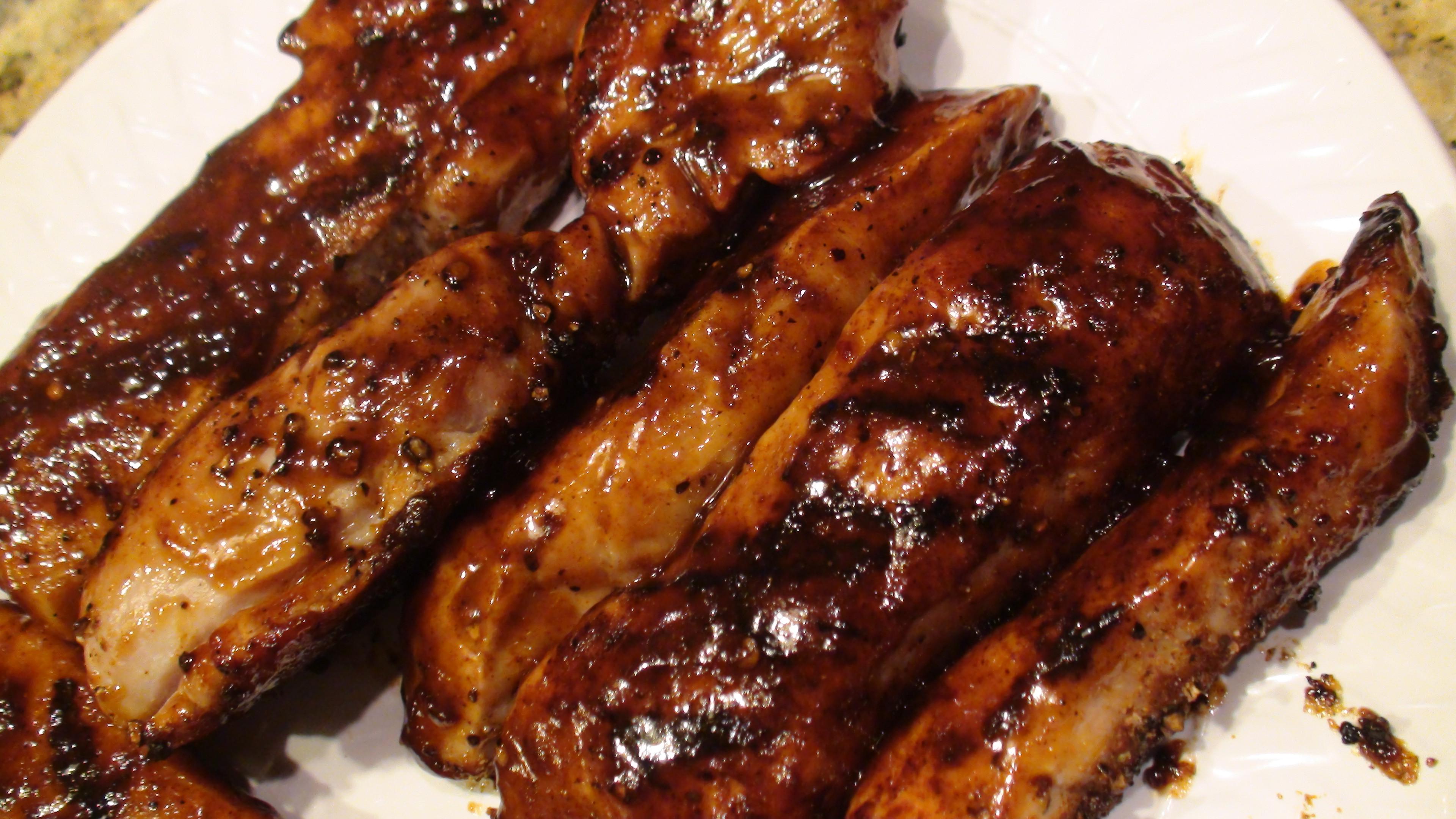 Boneless Pork Ribs Recipe  Country style Boneless Pork Ribs with Chipotle Sauce