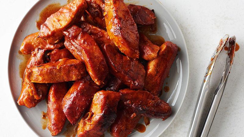 Boneless Pork Ribs  BBQ Boneless Country Ribs Recipe Tablespoon