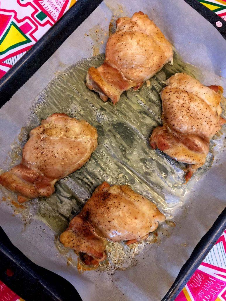 Boneless Skinless Chicken Thighs Oven  Baked Boneless Skinless Chicken Thighs Recipe – Melanie Cooks