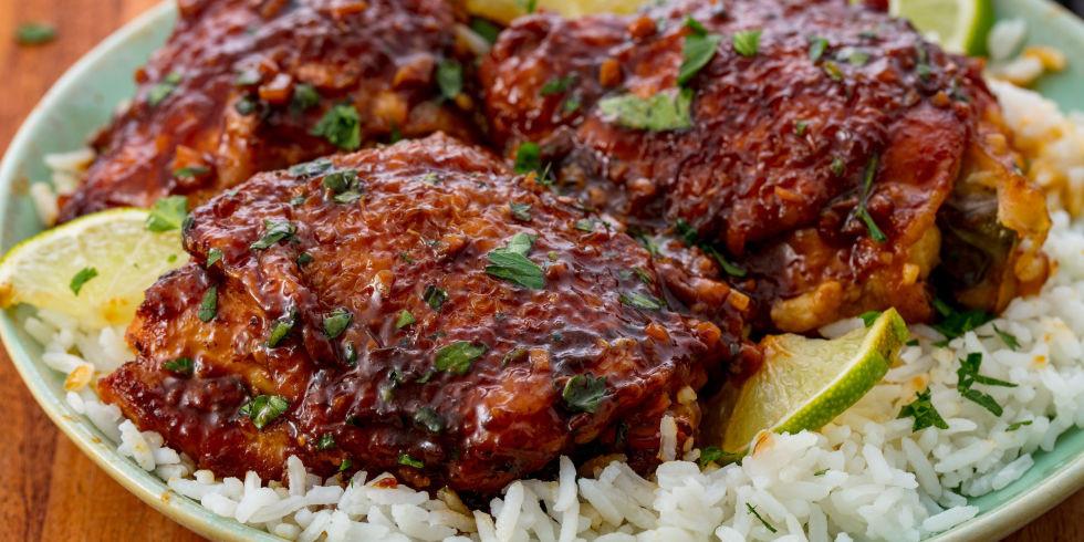 Boneless Skinless Chicken Thighs Slow Cooker  boneless skinless chicken thigh recipes crockpot